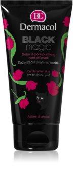 Dermacol Black Magic detoxikačná zlupovacia maska