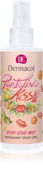 Dermacol Body Love Mist Portofino Kiss odišavljeno pršilo za telo