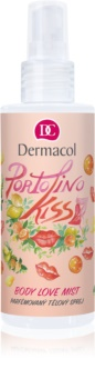 Dermacol Body Love Mist Portofino Kiss спрей для тіла