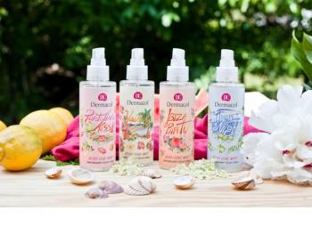 Dermacol Body Love Mist Waikiki Sun Scented Body Spray