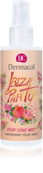 Dermacol Body Love Mist Ibiza Party parfumirani sprej za tijelo