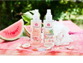 Dermacol Body Love Mist Waikiki Sun parfümiertes Bodyspray
