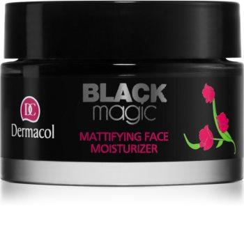 Dermacol Black Magic mattierendes und Feuchtigkeit spendendes Gel