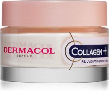 Dermacol Collagen+ intenzívny omladzujúci nočný krém