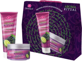 Dermacol Aroma Ritual Cosmetic Set III. for Women