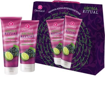 Dermacol Aroma Ritual Cosmetic Set IV. for Women