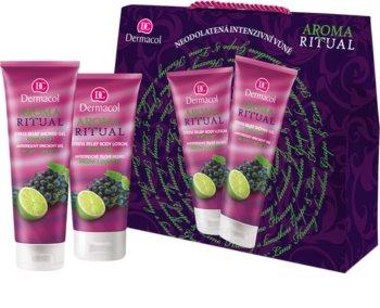 Dermacol Aroma Ritual Cosmetica Set  IV.