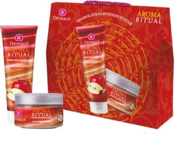 Dermacol Aroma Ritual lote cosmético VI.