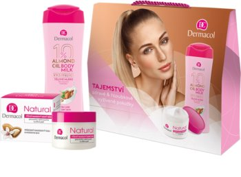 Dermacol Body Care Almond Oil kosmetická sada I. pro ženy