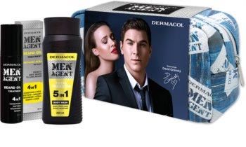 Dermacol Men Agent kozmetični set II.