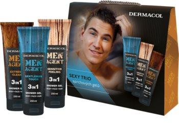 Dermacol Men Agent καλλυντικό σετ III.