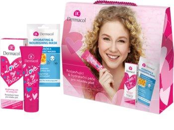 Dermacol Love My Face kozmetični set II. za ženske