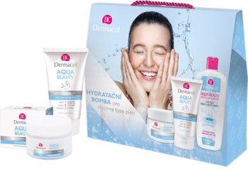 Dermacol Aqua Beauty kosmetická sada I.