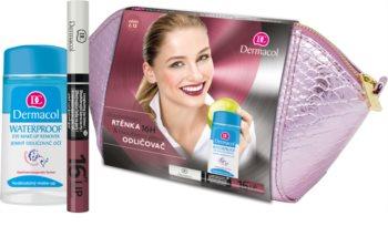 Dermacol 16H Lip Colour kozmetični set I.