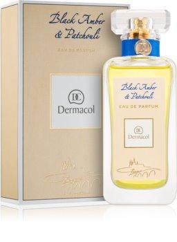 Dermacol Black Amber & Patchouli Eau de Parfum Unisex 50 ml
