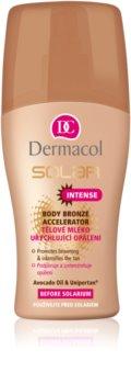 Dermacol Solar lait corporel qui accélère le bronzage