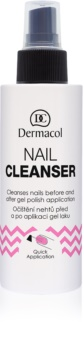 Dermacol Nail Clenser čistilo za nohte v pršilu