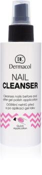 Dermacol Nail Clenser curățarea unghiilor Spray