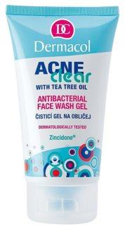 Dermacol Acneclear tisztító gél problémás és pattanásos bőrre