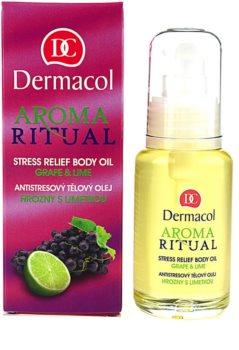 Dermacol Aroma Ritual антистресова олійка для тіла