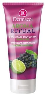Dermacol Aroma Ritual antistresové telové mlieko