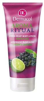 Dermacol Aroma Ritual antistressz testápoló tej
