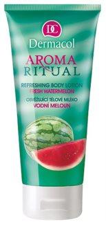 Dermacol Aroma Ritual loção corporal refrescante