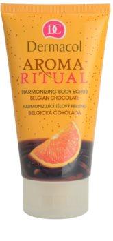 Dermacol Aroma Ritual harmonizující tělový peeling