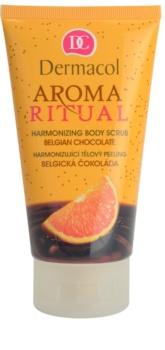 Dermacol Aroma Ritual harmonizujúci telový peeling