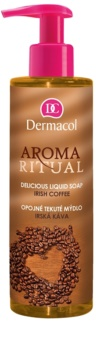 Dermacol Aroma Ritual opojné tekuté mýdlo s pumpičkou