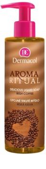 Dermacol Aroma Ritual opojné tekuté mydlo s pumpičkou