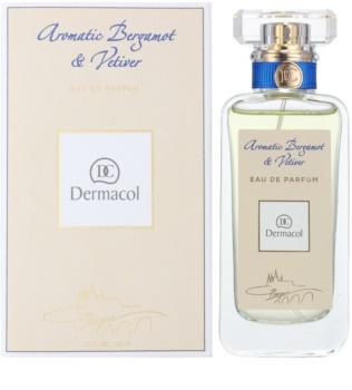 Dermacol Aromatic Bergamot & Vetiver eau de parfum per uomo 50 ml