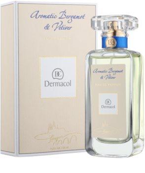Dermacol Aromatic Bergamot & Vetiver eau de parfum férfiaknak 50 ml