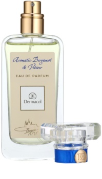 Dermacol Aromatic Bergamot & Vetiver Eau de Parfum für Herren 50 ml