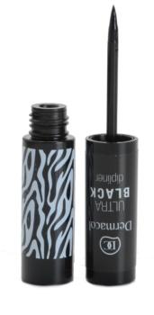 Dermacol Black Sensation Ultra Black delineador líquido
