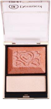 Dermacol Blush & Illuminator blush pentru iluminare