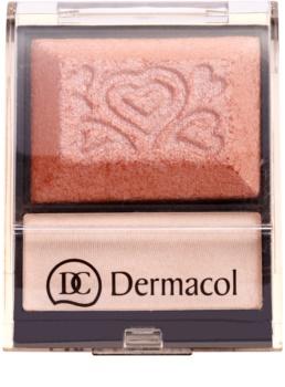 Dermacol Blush & Illuminator tvářenka s rozjasňovačem