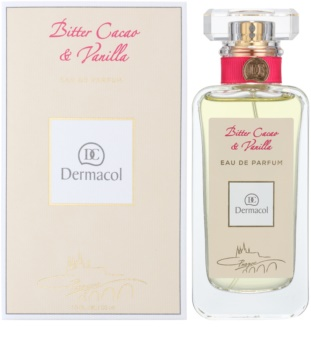 Dermacol Bitter Cacao & Vanilla Eau de Parfum Damen 50 ml