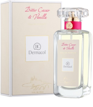 Dermacol Bitter Cacao & Vanilla eau de parfum pour femme 50 ml