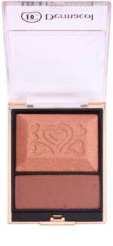 Dermacol Bronzing Palette bronz paleta