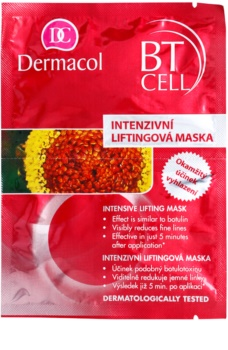 Dermacol BT Cell Intensive Lifting Mask Single
