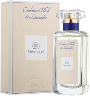 Dermacol Cashmere Wood & Lavandin eau de parfum unisex 50 ml