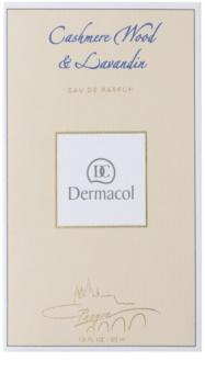 Dermacol Cashmere Wood & Lavandin Parfumovaná voda unisex 50 ml