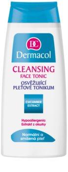 Dermacol Cleansing lotion tonique rafraîchissante visage
