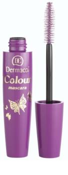 Dermacol Colour Mascara riasenka pre extra objem