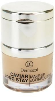 Dermacol Caviar Long Stay hosszantartó make-up és korrektor kaviár kivonattal