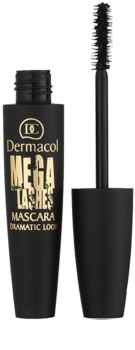 Dermacol Mega Lashes Dramatic Look Volumizing and Curling Mascara