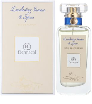 Dermacol Everlasting Incense & Spices Eau de Parfum voor Mannen 50 ml