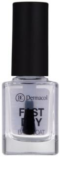 Dermacol Fast Dry Base Coat Nail Polish