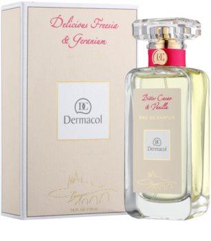 Dermacol Delicious Freesia & Geranium Parfumovaná voda pre ženy 50 ml